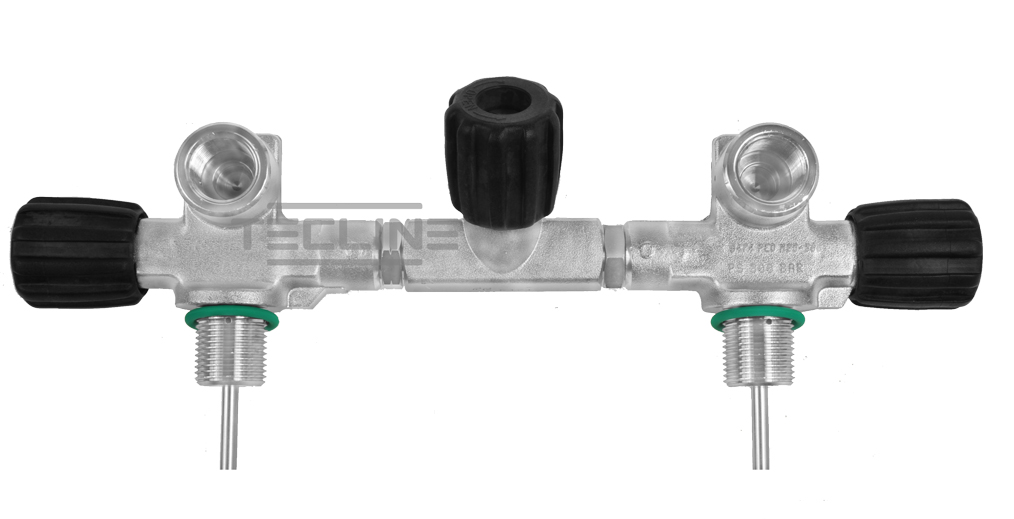 Manifold TecLine 300 bar do butli 171 mm - VITON